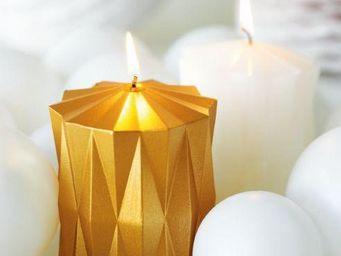 Bougies La Francaise - noël etincelant - Candle