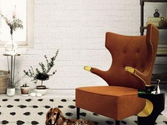 BRABBU - sika - Armchair With Headrest