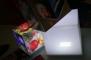 MIZ BOX -  - Decorative Illuminated Object