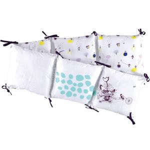 DIANE SEYRIG COLLECTIONS DSC -  - Crib Bumper Pad
