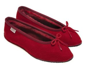 BABBI - maya rosso- femme - Slippers