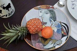 MARC DE LADOUCETTE PARIS - marie-thérèse - Serving Plate