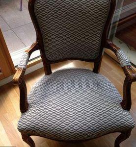 Michel LARSONNEUR -  - Cabriolet Chair