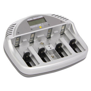 CFP SECURITE - chargeur de piles rechargeables basic 5 plus - Battery Charger