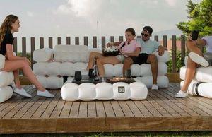 PIGRO FELICE - modul'air - Garden Sofa