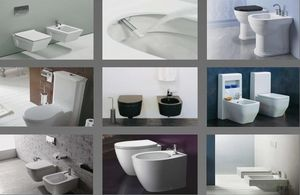 La Maison Du Bain -  - Wall Mounted Toilet