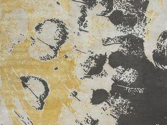 EDITION BOUGAINVILLE - libeccio safran - Modern Rug
