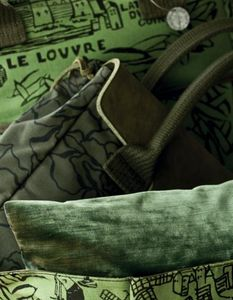 Dominique Picquier -  - Upholstery Fabric