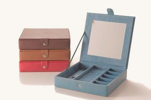 JUST LEATHER - BARCELONA -  - Jewellery Box