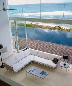 SKYLINE DESIGN -  - Garden Sofa