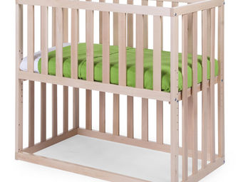WHITE LABEL - berceau cododo coloris hêtre naturel - Travel Cot