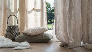 Couleur Chanvre - =chanvre pur - Net Curtain