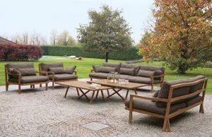 COLICO -  - Garden Furniture Set