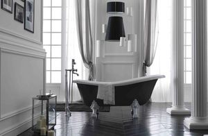 GALASSIA - ethos - Freestanding Bathtub With Feet