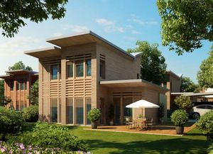 AW² - maisons innovantes - Architectural Plan