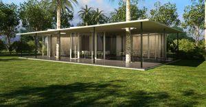 Agence Nuel / Ocre Bleu - plage majestic - Decked Terrace