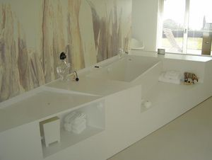 ADJ -  - Bathtub To Be Embeded