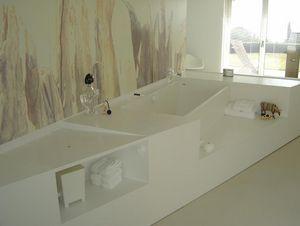 ADJ -  - Bathtub To Be Embeded