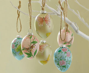 BLOOM -  - Decorative Egg