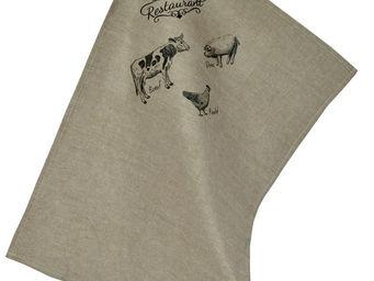 Clementine Creations -  - Tea Towel