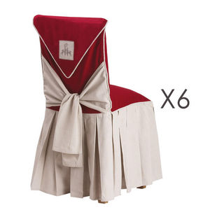 MAISON ET STYLES -  - Loose Chair Cover