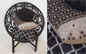 ZENZA -  - Rectangular Cushion