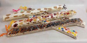 LES  NOUGATS STANISLAS - les maxi barres de nougat - Sweets