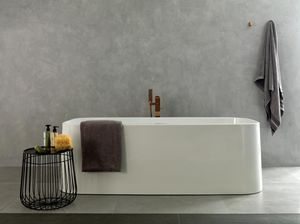 Porcelanosa Groupe - lounge et lounge square - Freestanding Bathtub