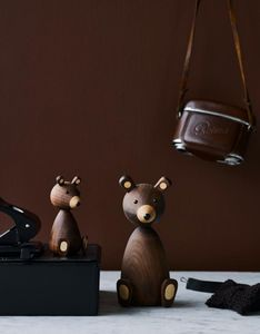 LUCIE KAAS - bear - Wooden Toy