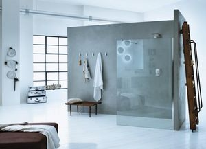Inda - walk in 8mm - Shower Screen Panel