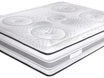 CROWN BEDDING - matelas merritt 160x200 mousse crown bedding - Foam Mattress