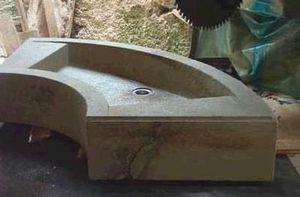 Thierry Fabry -  - Corner Sink