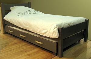 FLEXA Paris - new classics 90 - Single Bed With Drawers