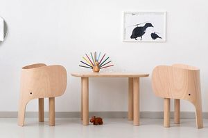 MARC VENOT - elephant - Children's Chair