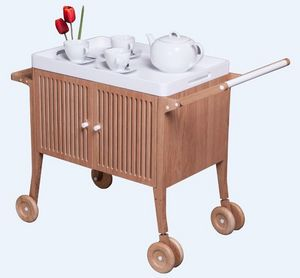 TUNTUM - carlota - Table On Wheels