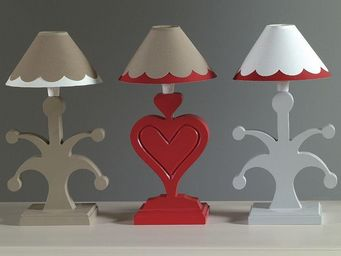 Luc Perron -  - Children's Table Lamp