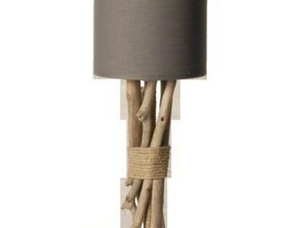 Coc'Art Créations - l35 lampe fagot - Bedside Lamp