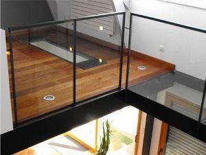 Metal Design -  - Stair Railing