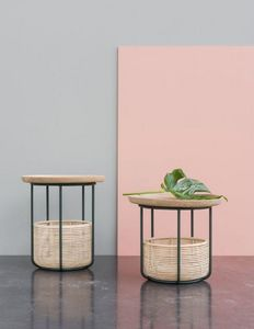 Alain Gilles - basket - Side Table