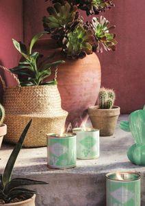 Bougies La Francaise - pot de peinture - Scented Candle