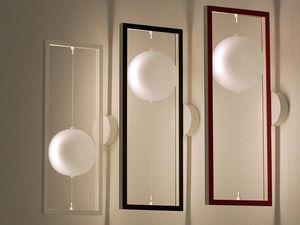 MelogranoBlu - moonshadow wall - Wall Lamp