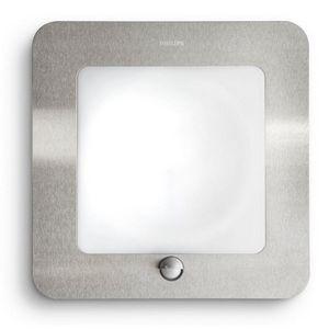 Philips - applique carré extérieur orchard ir h32 cm ip44 - Outdoor Wall Lamp