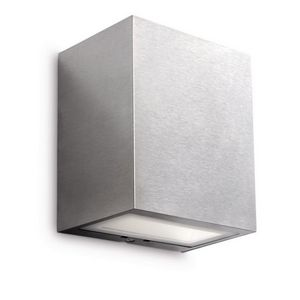 Philips - eclairage extérieur rectangulaire flagstone led ip - Outdoor Wall Lamp