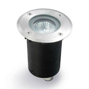 Leds C4 - spot encastrable extérieur rond gea ip67 - Floor Lighting