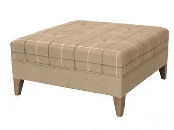 Clock House Furniture - hailes stool - Footstool