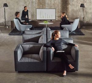 TOAN NGUYEN - infinito lounge - Reception Armchair