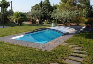 Abrisud -  - Low Removable Pool Enclosure