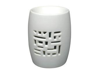 Drake - brûle parfums céramique drake blanc - Scent Burner