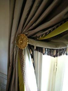 Ateliers Jean- Daniel Savoye -  - Custom Curtains
