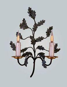 LDS Luminaires Daniel Sanglier -  - Wall Lamp